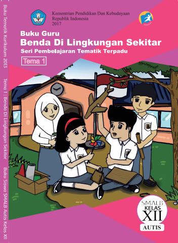Benda Di Lingkungan Sekitar Fitri Suharirayanti M Pd Buku Digital Pendidikan Khusus