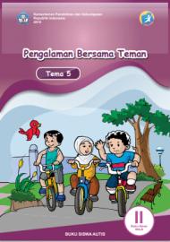 Buku pengalaman bersama teman