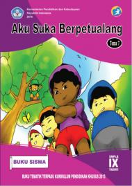 Buku Aku Suka Berpetualang