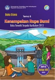 Buku Kenampakan Rupa Bumi