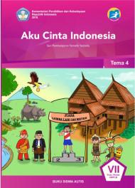 Buku Aku Cinta Indonesia